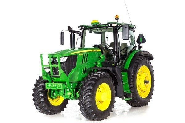 Row Crop Tractors Photo