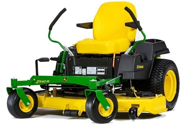 Z500 Series Zero-Turn Mowers Photo