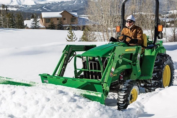 Frontier™  Snow Removal Equipment Photo
