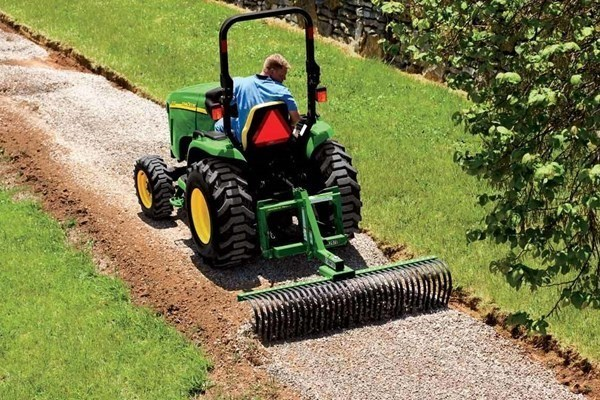 Utility Tractor Attachments and Implements Photo