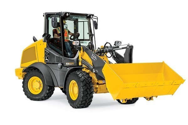 Mid-Size Wheel Loaders Photo