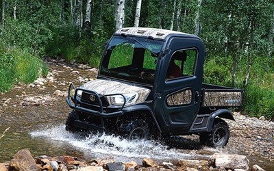 Utility Vehicles   Model Full-Size Diesel Utility Vehicles for sale at Grower's Equipment, South Florida