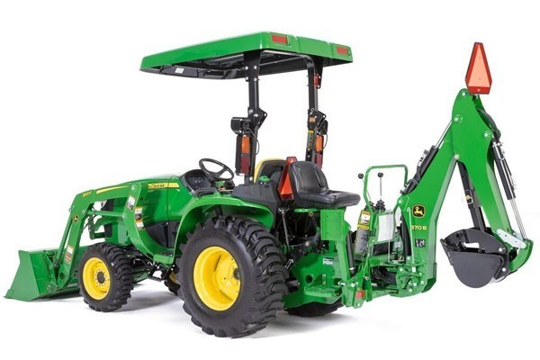 Backhoes for Compact and Utility Tractors Photo