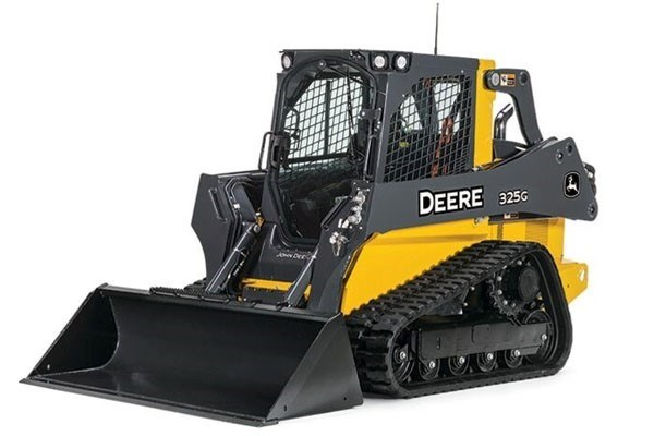 Compact Track Loaders Photo