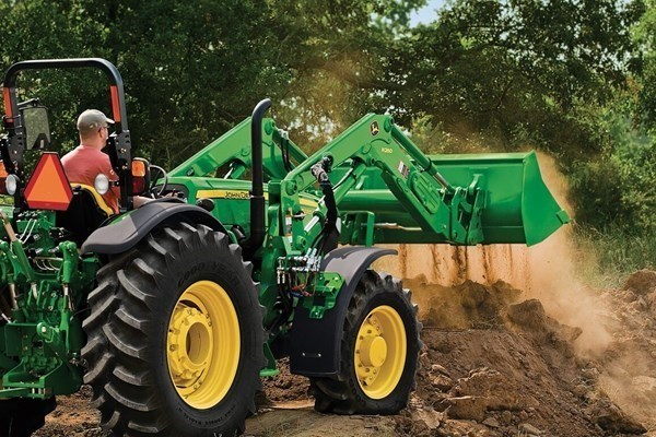 Front End Loaders For Tractors Photo