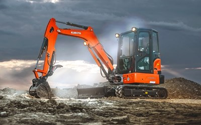 Construction | Model Compact Excavators for sale at Grower's Equipment, South Florida