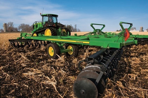 Tillage Equipment Photo