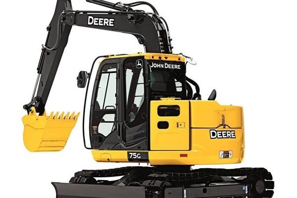 Mid-Size Excavators Photo