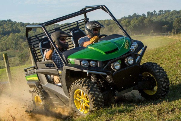 High Performance Gator™ Utility Vehicles Photo