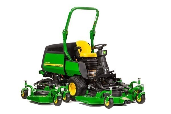 Front and Wide-Area Mowers Photo