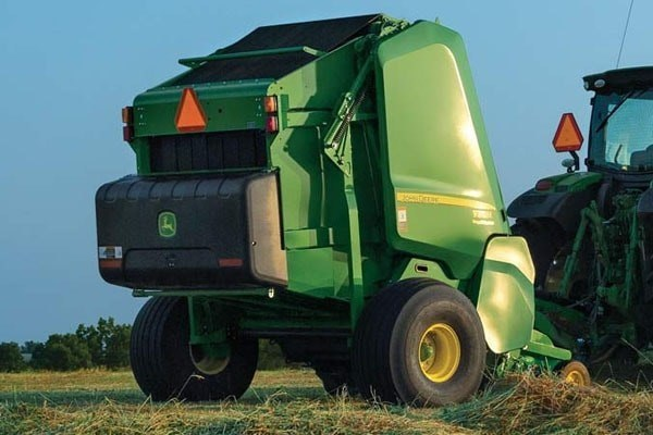 Hay and Forage Baling Equipment Photo