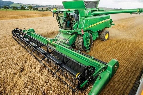 Harvesting Equipment Photo