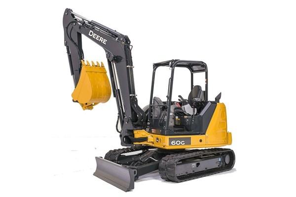 Compact Excavators Photo