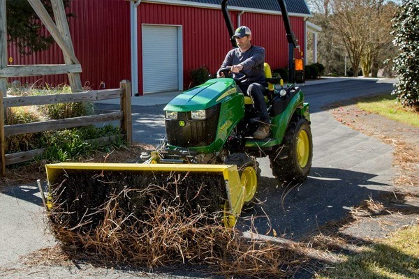 2 Series Compact Tractors Photo