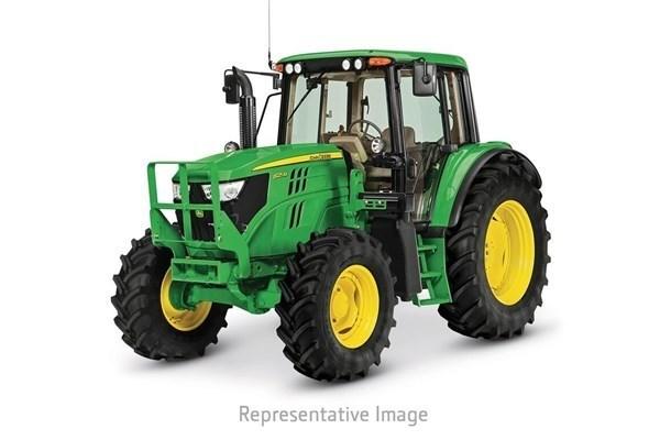 6 Series Utility Tractors Photo