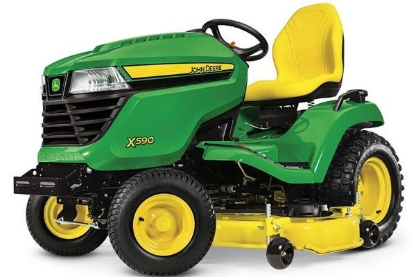 X500 Series Lawn Mowers Photo