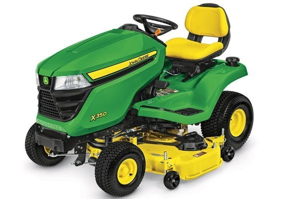 X300 Series Lawn Tractors Photo