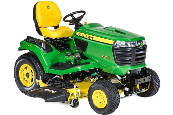 X700 Signature Series Lawn Mowers Photo