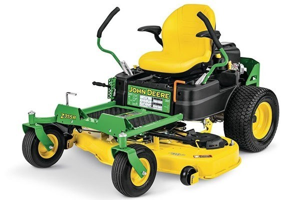 Z300 Series Zero-Turn Mowers Photo