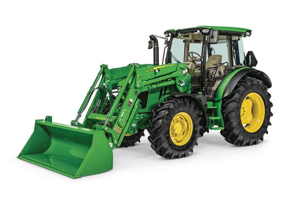 5090R Tractor Photo