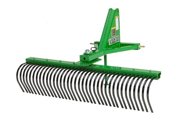 LR50 Series Landscape Rakes Photo