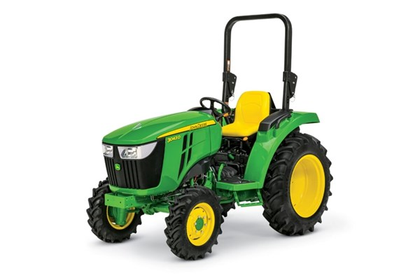 3043D Compact Tractor Photo
