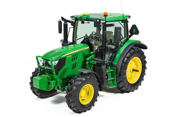 6120R Utility Tractor Photo