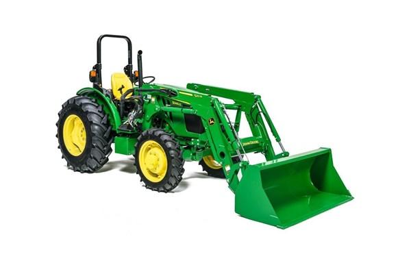 5065E Utility Tractor Photo