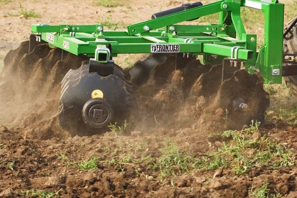 DH10 Series Disk Harrows Photo
