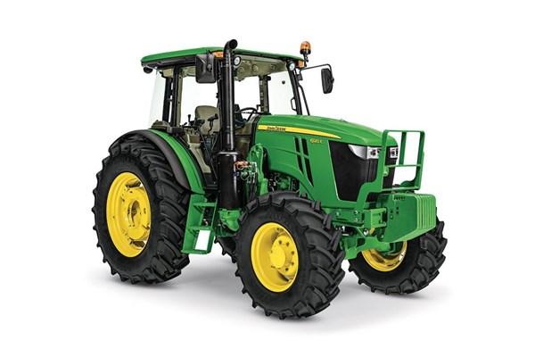 6120E Utility Tractor Photo