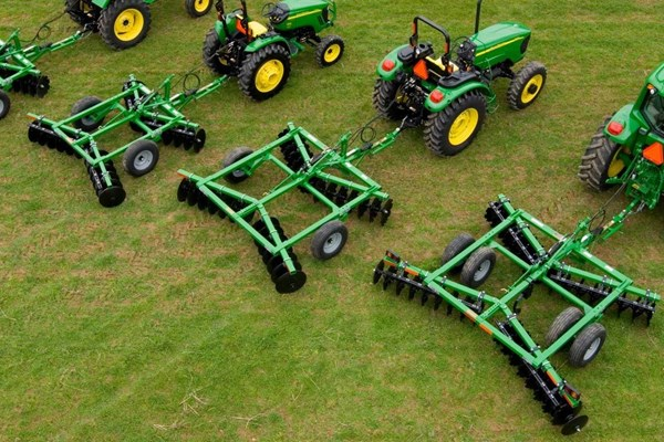 DH15 Series Disk Harrows Photo