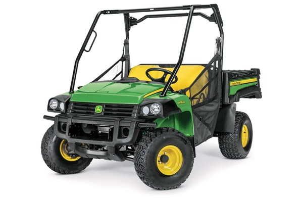 HPX815E Work Series Utility Vehicle Photo