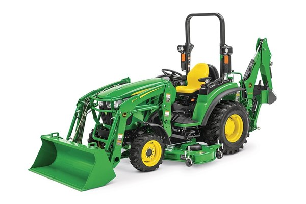 2038R Compact Tractor Photo