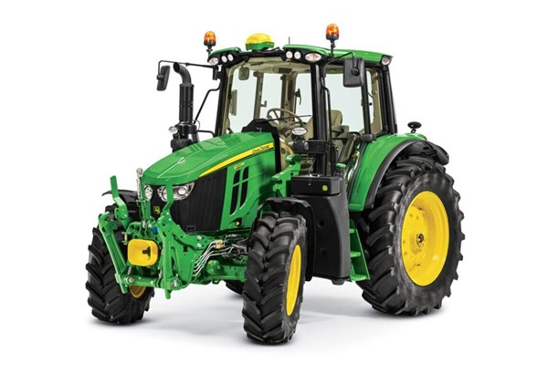 6110M Utility Tractor Photo