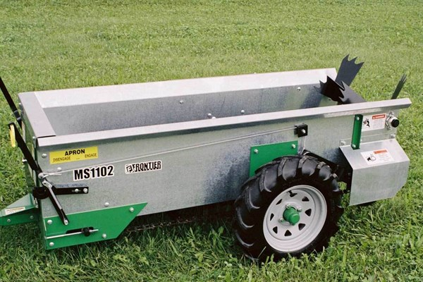 MS11G Series Small Manure Spreaders Photo