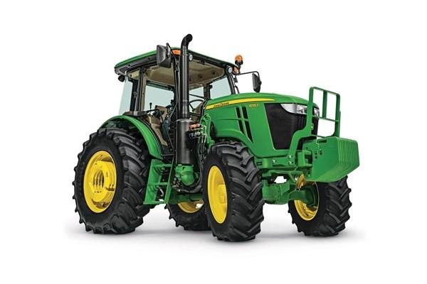 6135E Utility Tractor Photo