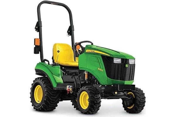 1023E Sub-Compact Tractor Photo