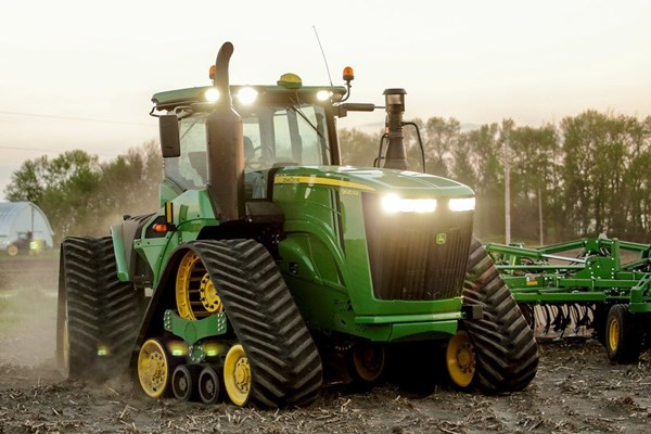 9620RX Tractor Photo