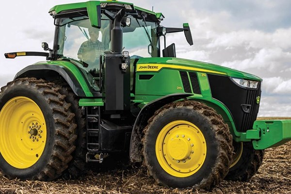 7R 210 Tractor Photo