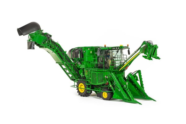 CH570 Sugar Cane Harvester Photo