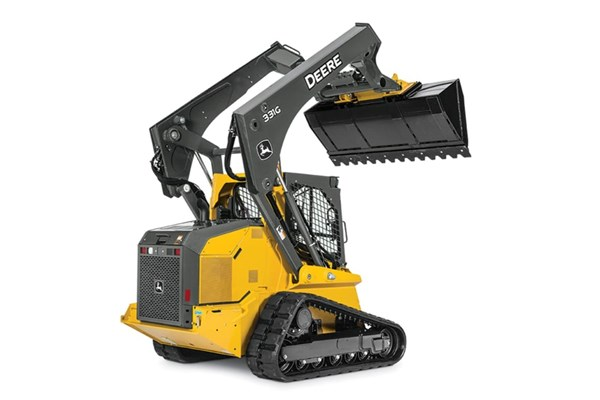 331G Compact Track Loader Photo