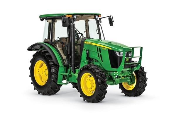 5100E Utility Tractor Photo