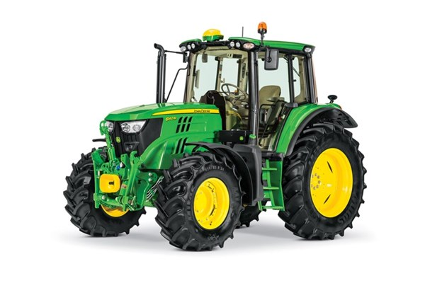6140M Utility Tractor Photo