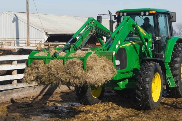 AM11 Series Manure Fork with Grapple Photo