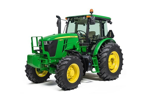 6105E Utility Tractor Photo
