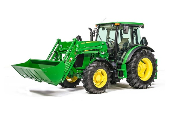 5085M Utility Tractor Photo