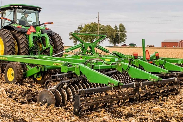 2633VT 2633VT Vertical Tillage Photo