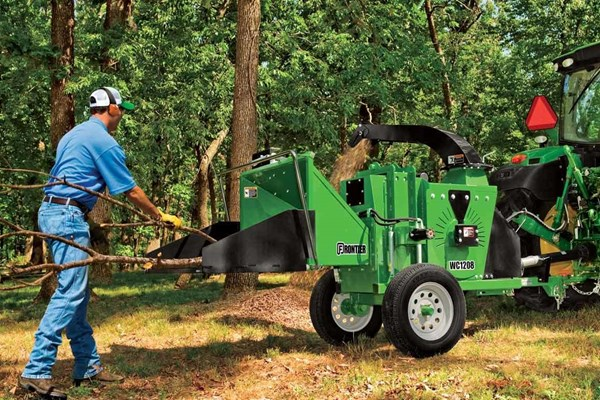 WC12 Series Wood Chippers Photo