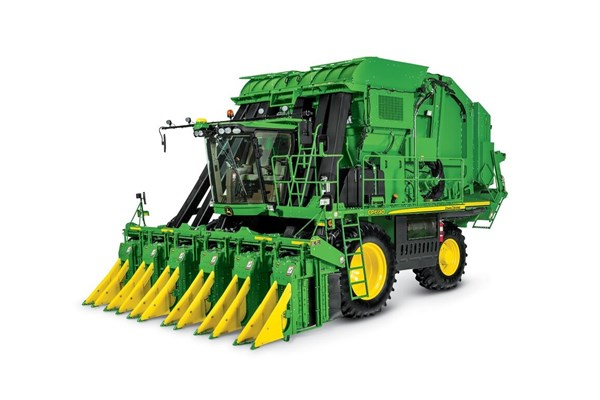 CP690 Cotton Picker Photo