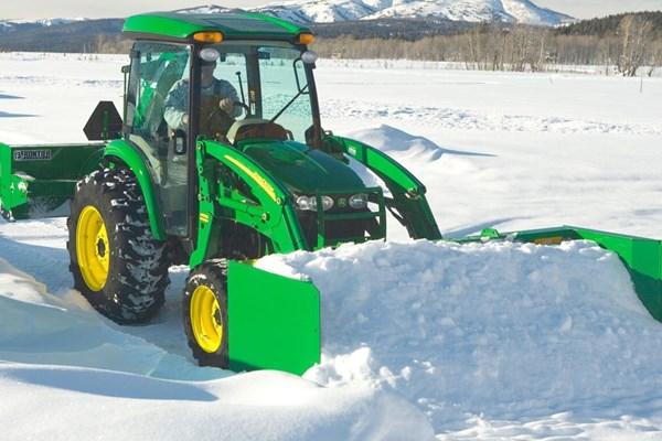 AS11E Series Snow Pushes Photo